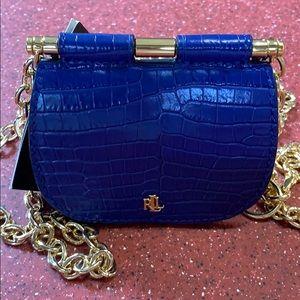 Ralph Lauren belt ,crossbody bag !!